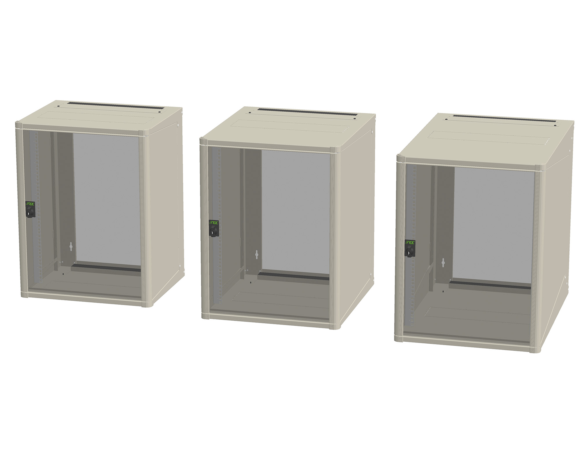 Nsve Wall Cabinet Network Cabinets Enclosures Enoc System