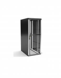 "S1 Black 19"" Server enclosure"